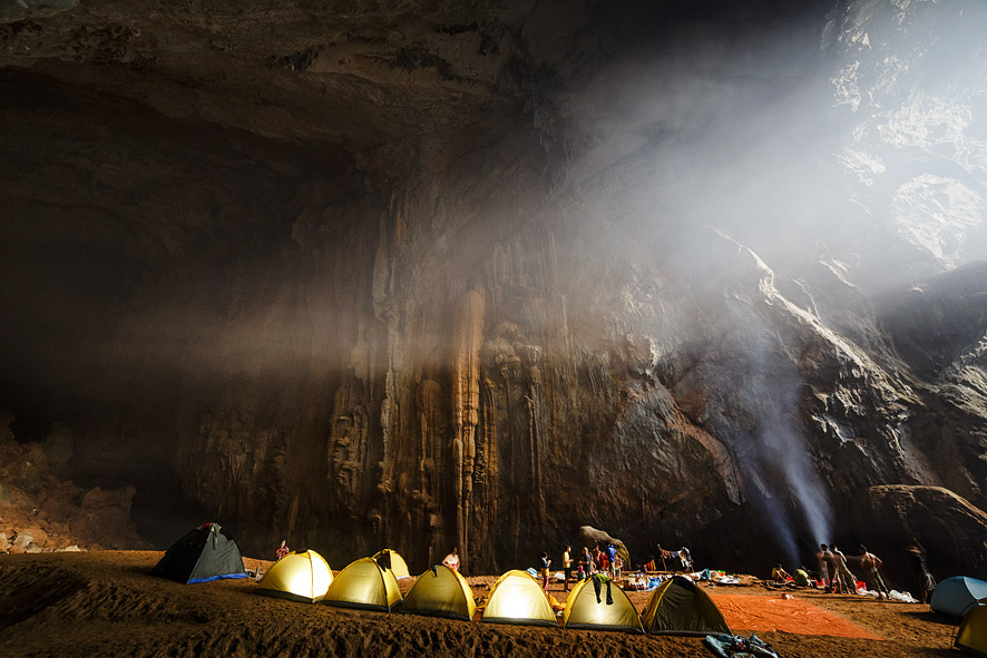Public access to Hang Son Doong is limited.