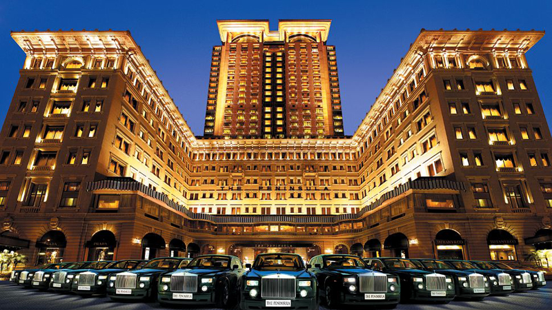Hotel Review The Peninsula In Hong Kong