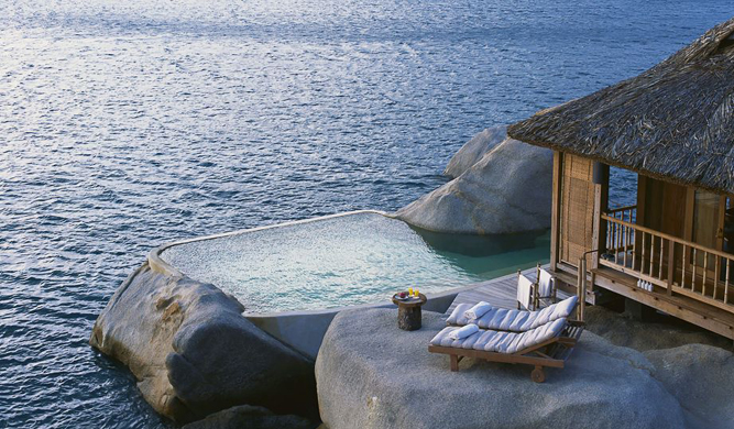 Six Senses -water-villa-private-pool