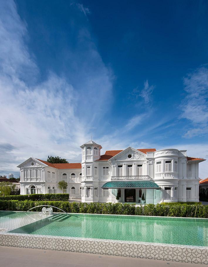 Macalister Mansion was named after a former British governor of Penang.