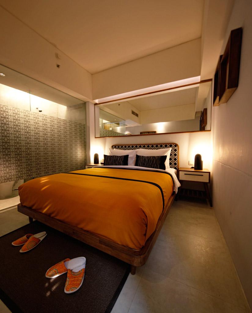 A room in the Kosenda.