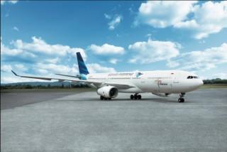 Garuda's A330-200 Aircraft