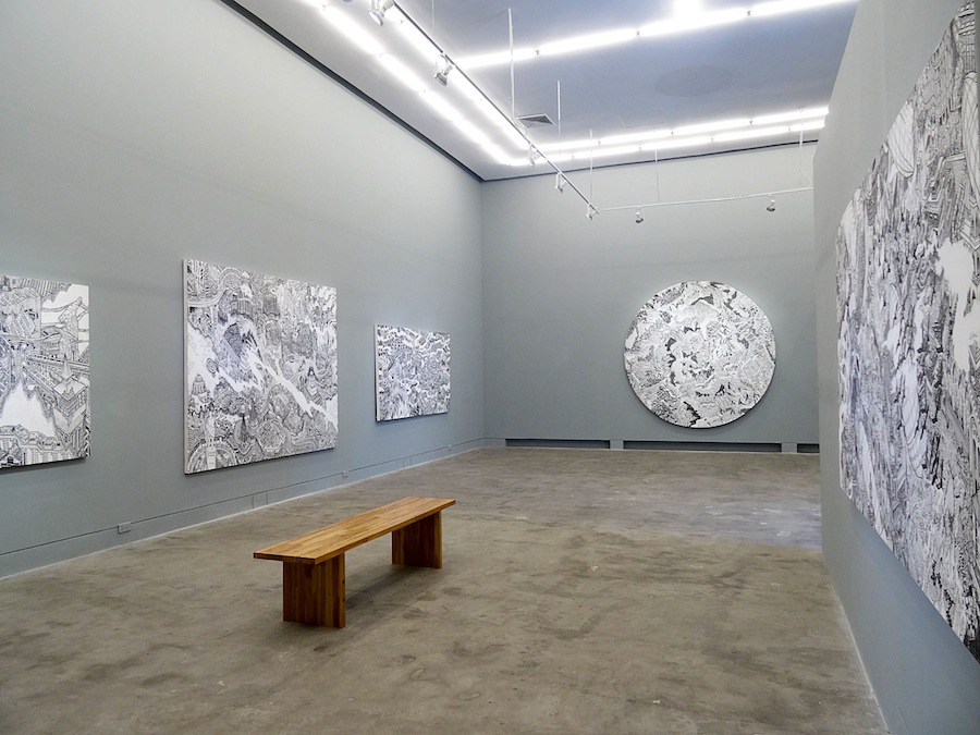 Numthong Gallery showing