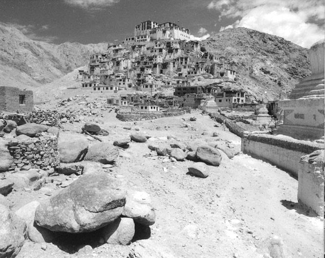 The monastery of Chemdrey.