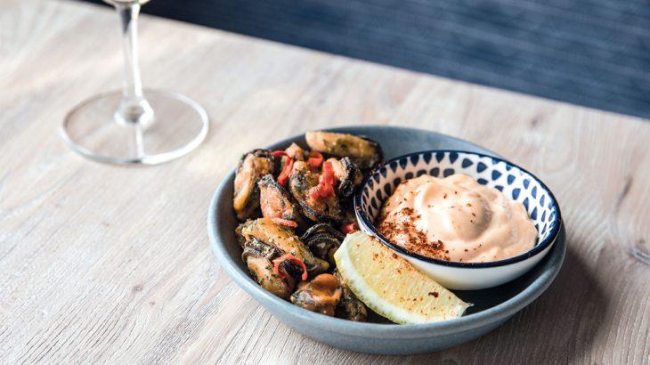 Where to Dine in Melbourne: Sebastian Beach Grill & Bar, Elichi