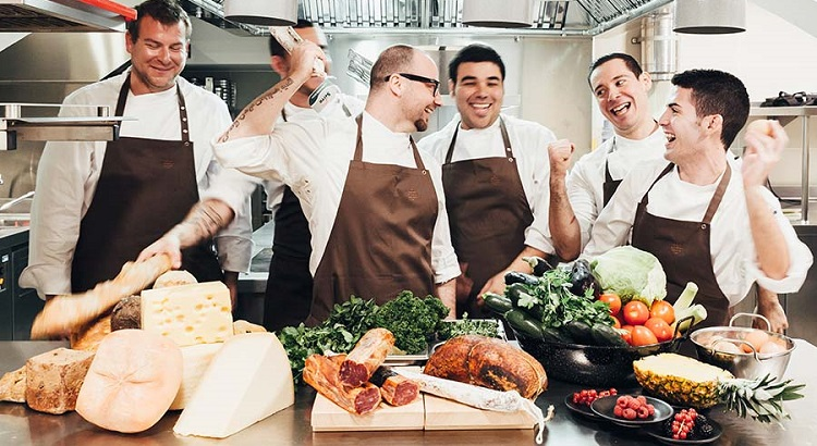 The recipes celebrate signature dishes prepared by SLH's locally and globally renowned chefs.