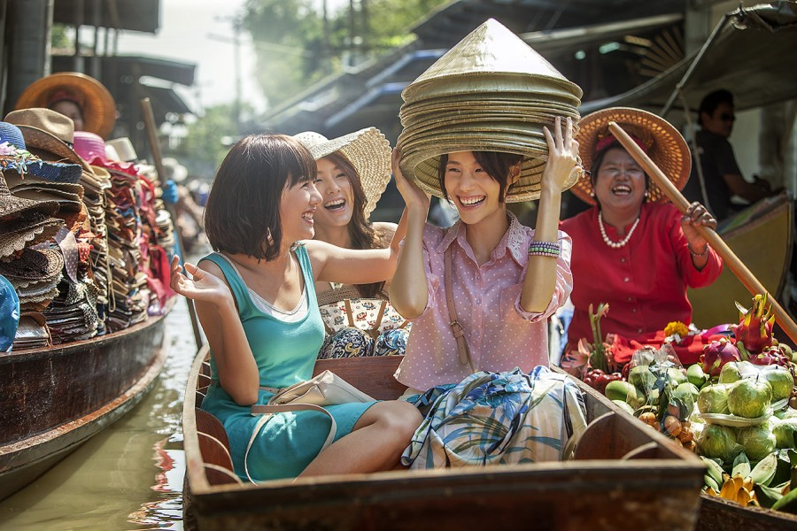 Southeast Asia offers plenty of local cultural experiences for visitors to explore.