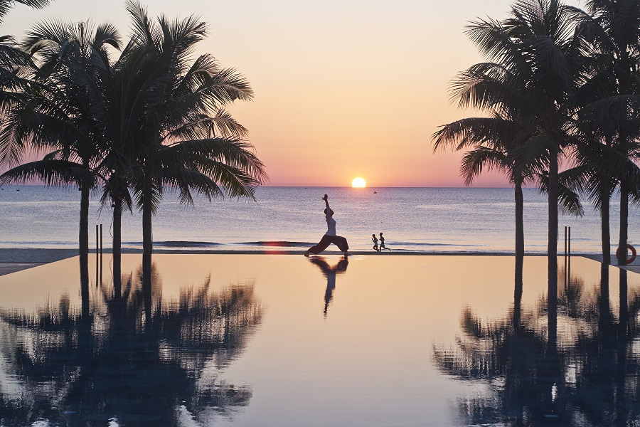 Eight different wellness packages are tailored to help guests meet their goals.