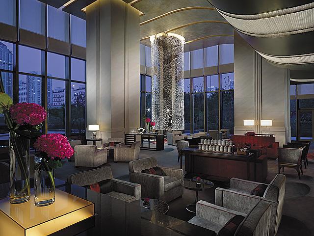 Jing An Shangri-La, West Shanghai - Lobby Lounge