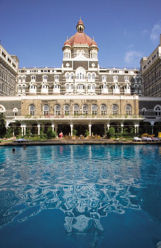 Mumbai's Taj Mahal Palace