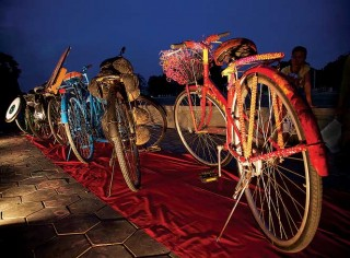Art Bikes in Cambodia