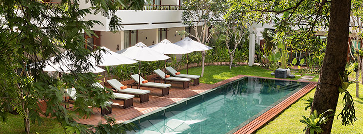 Stand a chance to win a three-night stay for two at FCC Angkor by Avani!