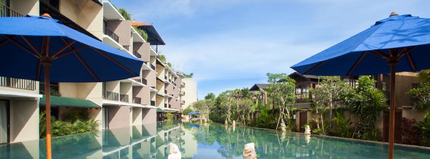 Win a Three-Night Stay for Two at Wyndham Dreamland Resort Bali