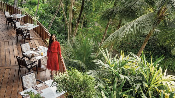From Land to Sea: Local Fashion Shines at Four Seasons Resort Bali
