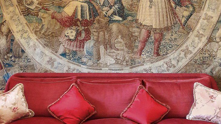 Checking In: Villa Spalletti Trivelli, Rome