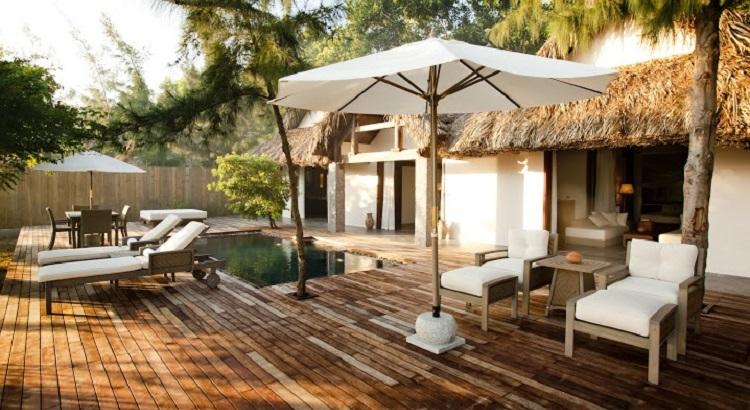 The Beach Villa.