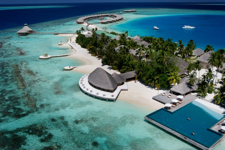 Herman will be at Huvafen Fushi from April 3-6.