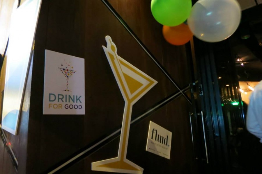 The 2015 Drink for Good is the event's third year in Hong Kong.
