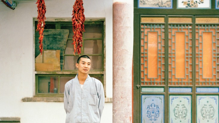 Buddhist Monk in Dunhuang