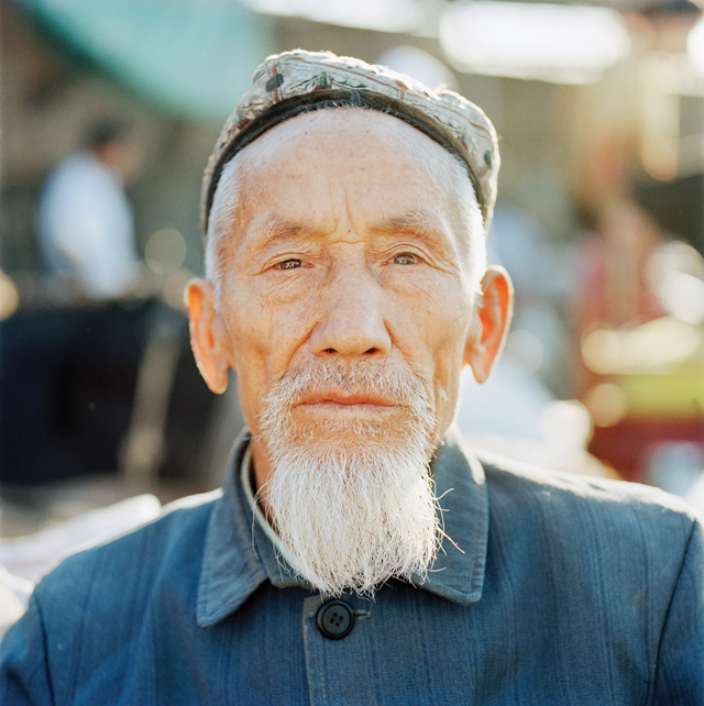 One of the town's Hui residents.