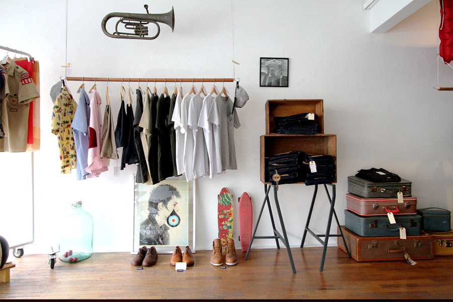 17A Select Store stocks assorted speciality items curated by its owners.