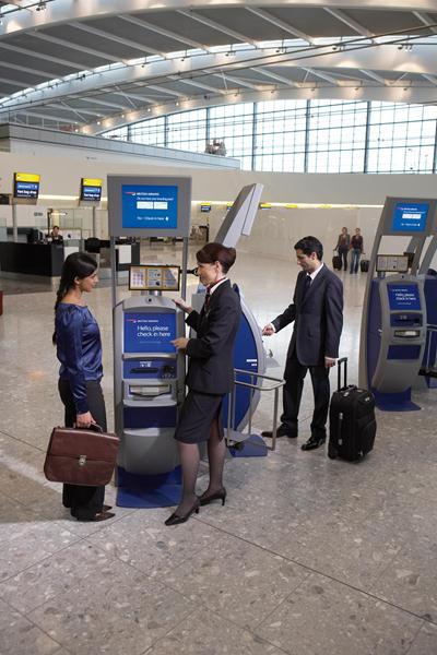 British Airlines now offers special fares on passengers who only carry on hand luggage.
