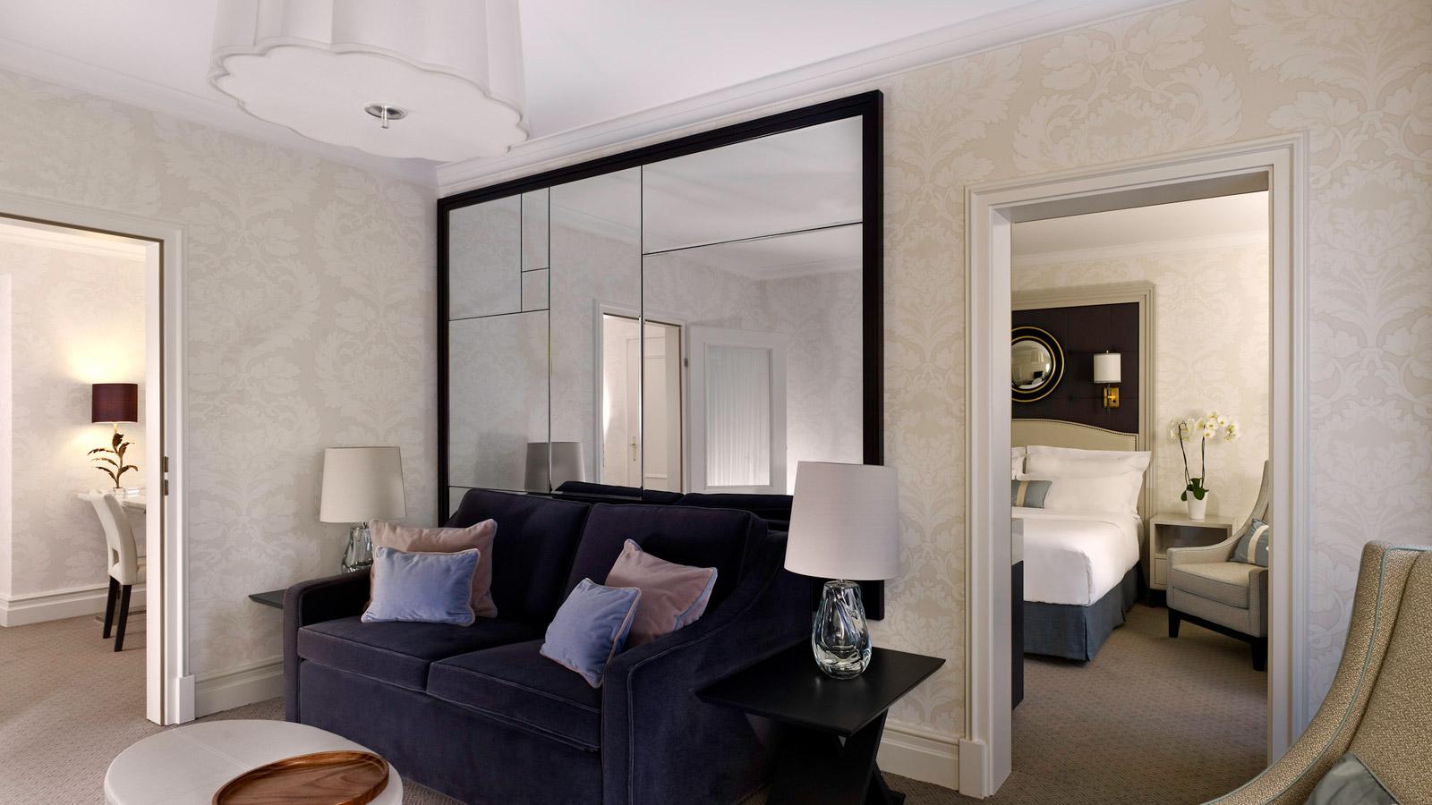 A junior suite.