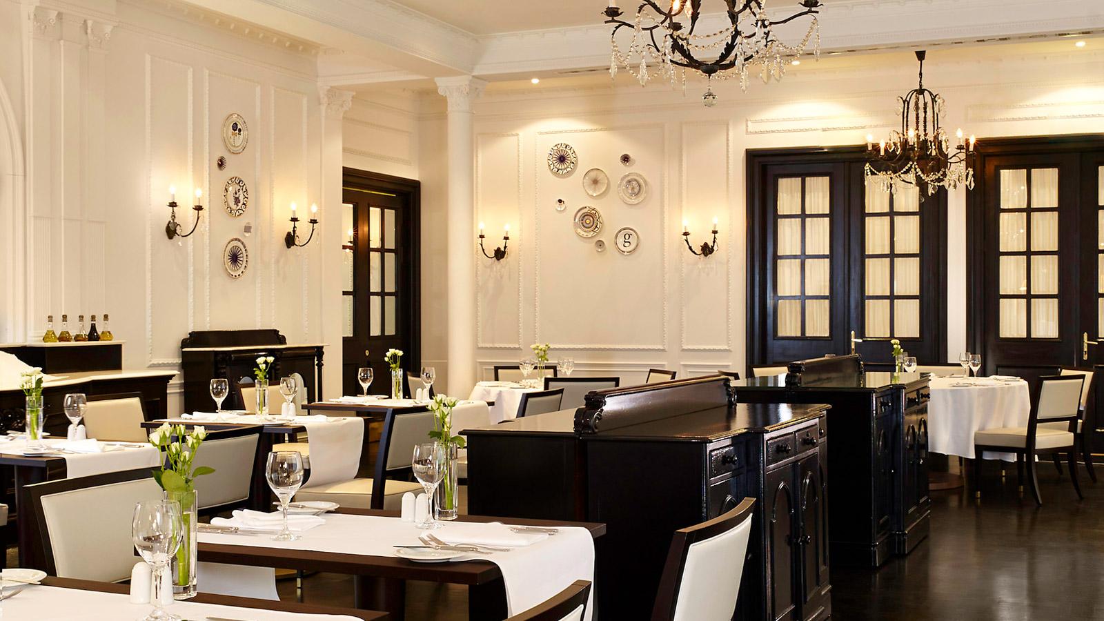 Marconi restaurant.