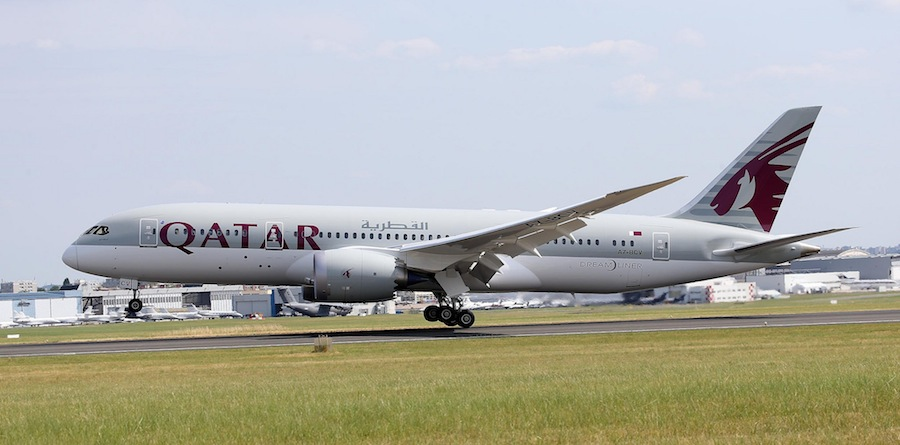 The Dreamliner will begin servicing flights to Jakarta in late October.
