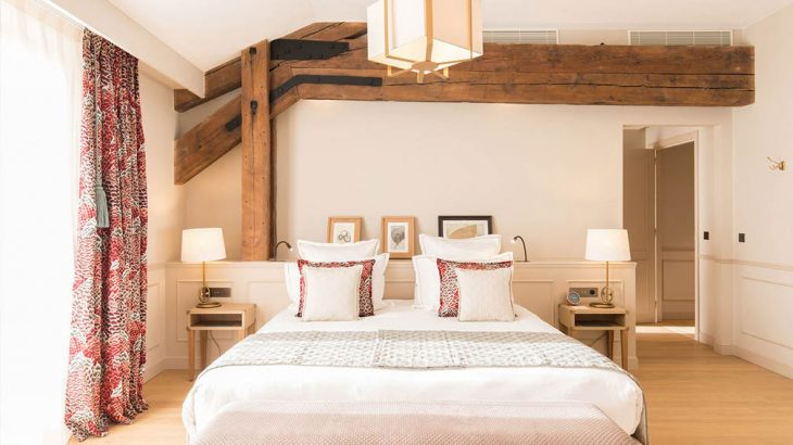 Checking In: Hotel Chais Monnet, France