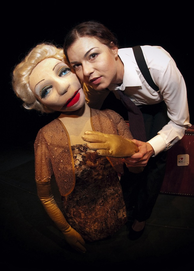 Award-winning Polish puppeteer and actress Anna Skubik performs 'Broken Nails: A Marlene Dietrich Dialogue' as one of this year's highlights.