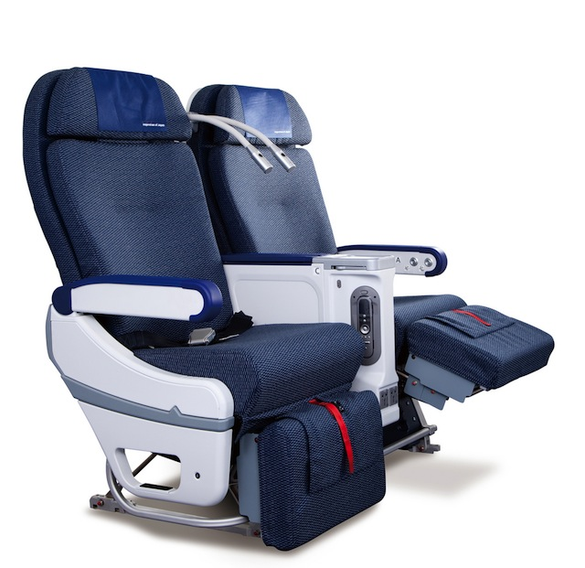 ANA's premium-economy seats will be introduced to Asia for the first time.