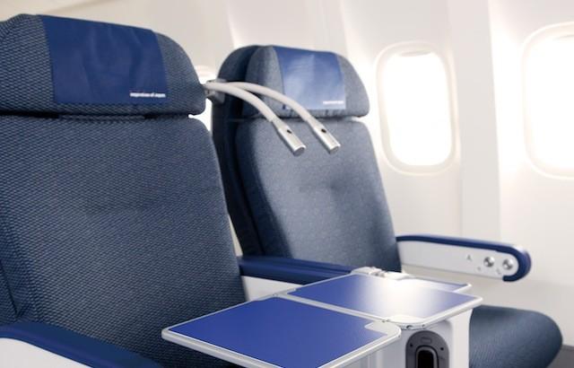 Premium-economy Seats in ANA