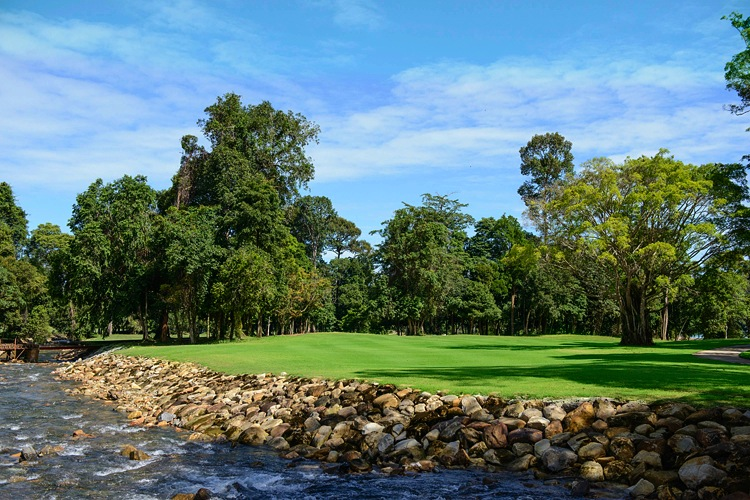Malaysia's newest par-72 championship course.