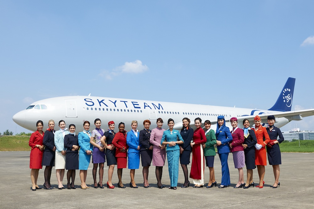 SkyTeam is offering a flexible multi-destination ticket to Asia and the Southwest Pacific.