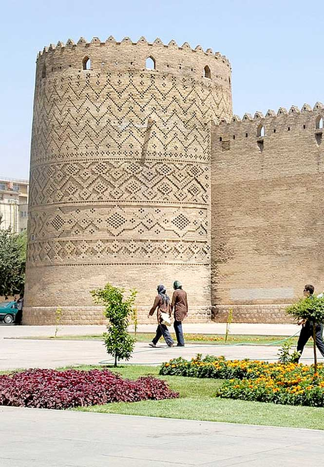 The Citadel of Karim Khan Zand in Shiraz.