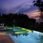 Each villa at Trisara has been designed with privacy in mind.