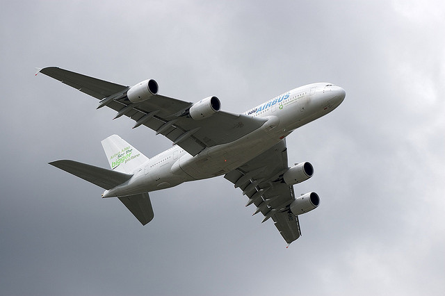 The Airbus A380 boasts one of the best safety ratings, image by Aero Icarus.