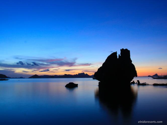 Lagen Island Rock
