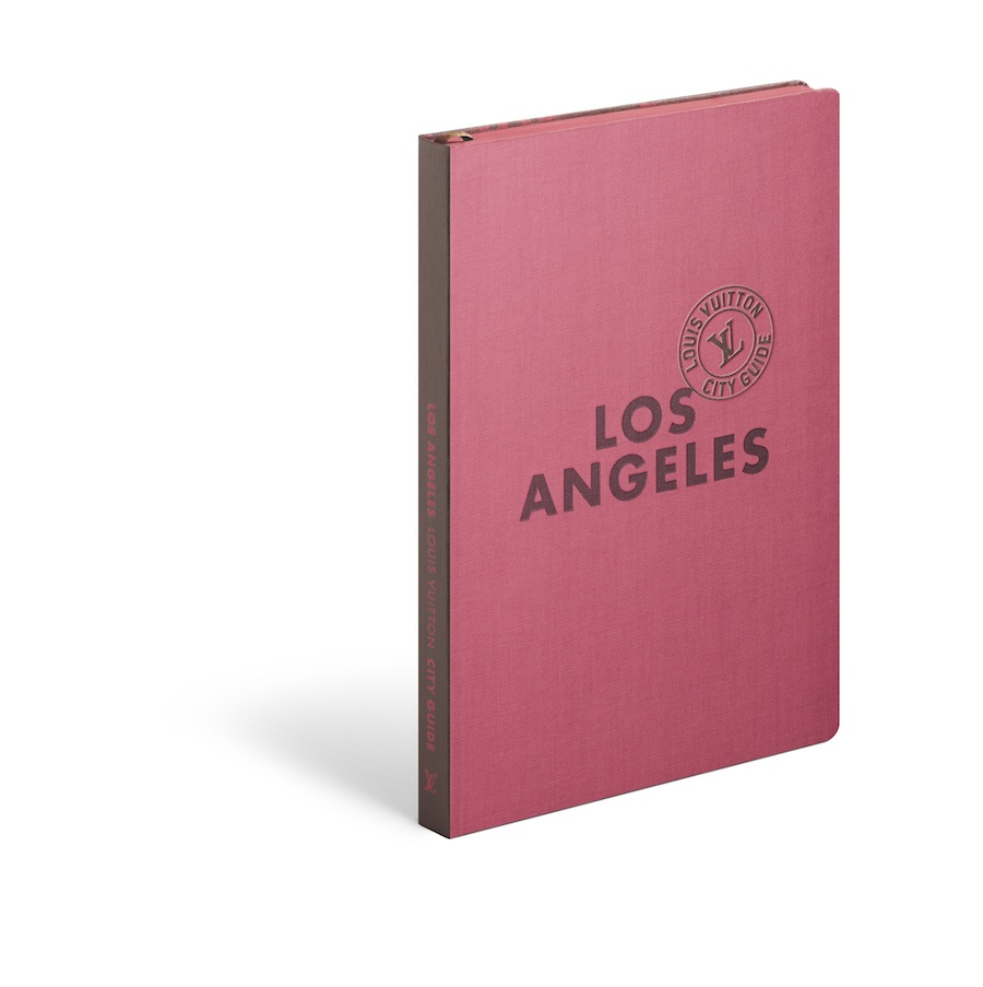 The Los Angeles city guide features guest photography from Tim Street-Porter.