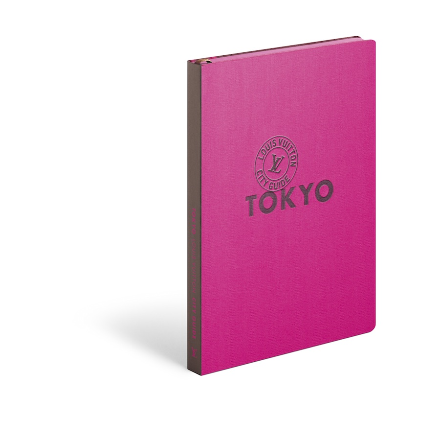 The Tokyo city guide.