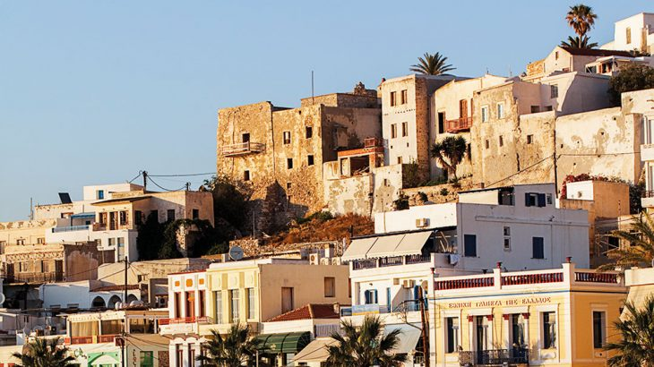 4 Idyllic Greek Islands in the Cyclades