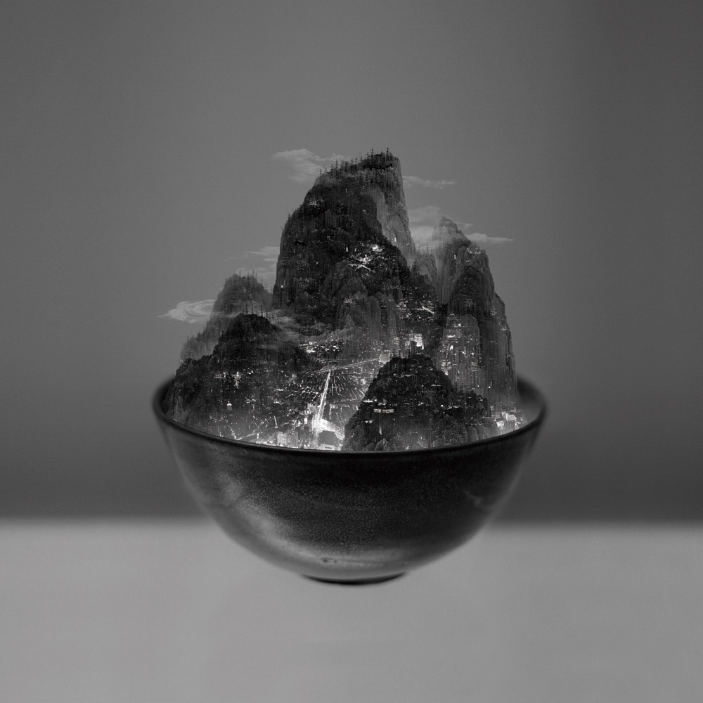 Taipei in a Bowl. Courtesy of Galerie Paris-Beijing.