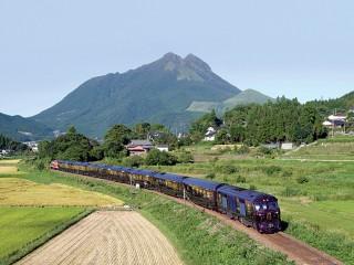 The Nanatsuboshi bills itself as Japan's first cruise train.