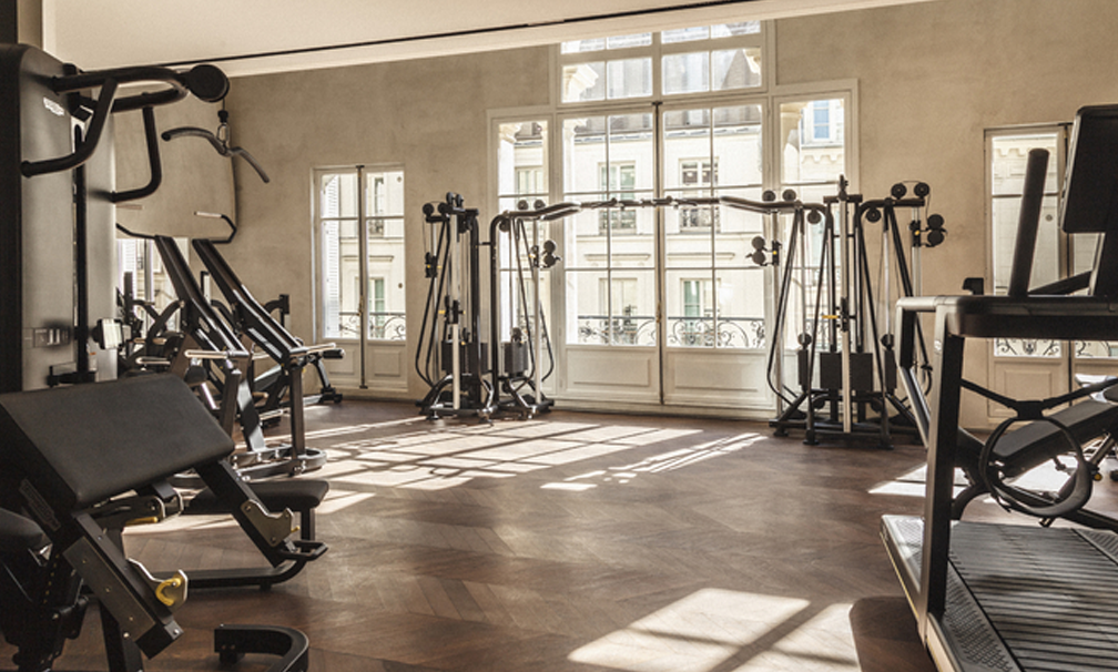 A Look At Paris Most Luxurious Gym Blanche Destinasian