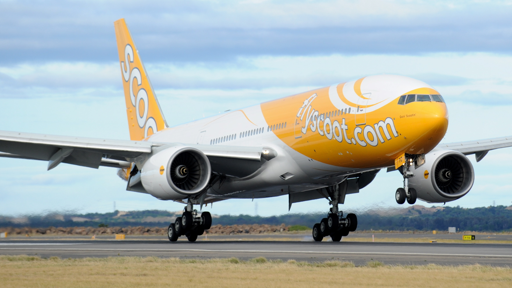 Nanjing is Scoot's fourth Chinese destination.