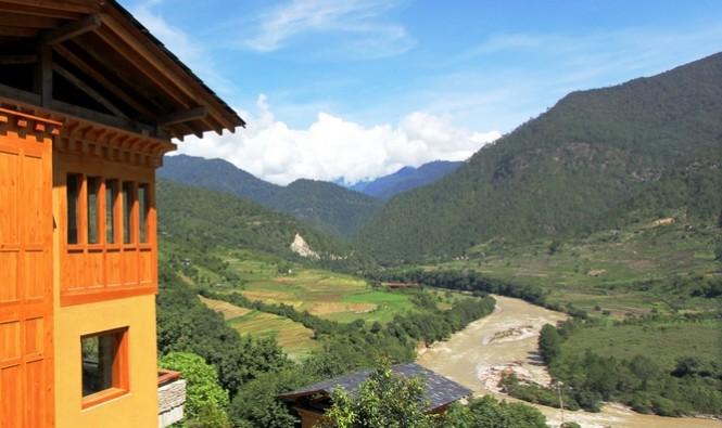 Uma Punakha View