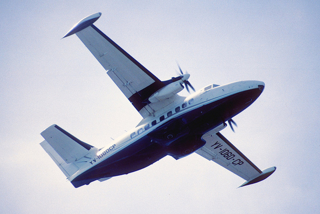The Czech-made LET 410 has the worst safety record according to AirlineRatings.com, image by Aero Icarus.