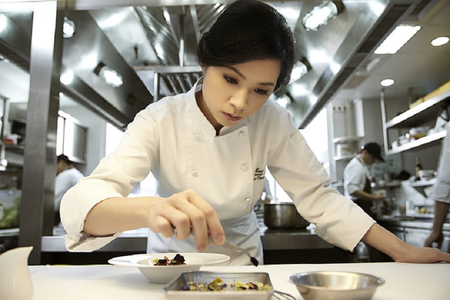 Chen was recently named Asia's Best Female Chef.