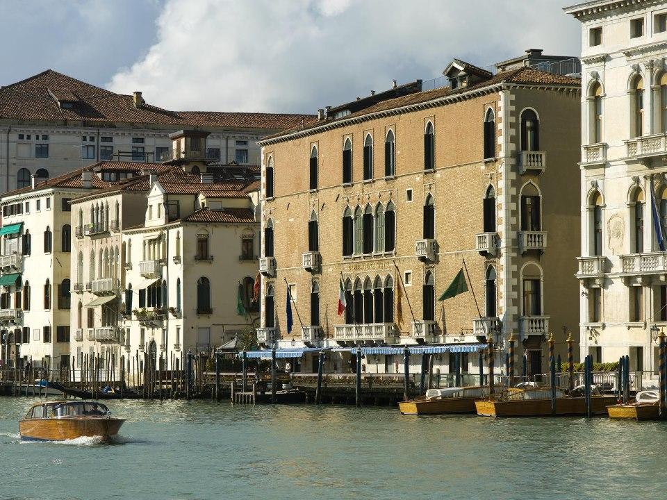 The Gritti Palace, Venice.
